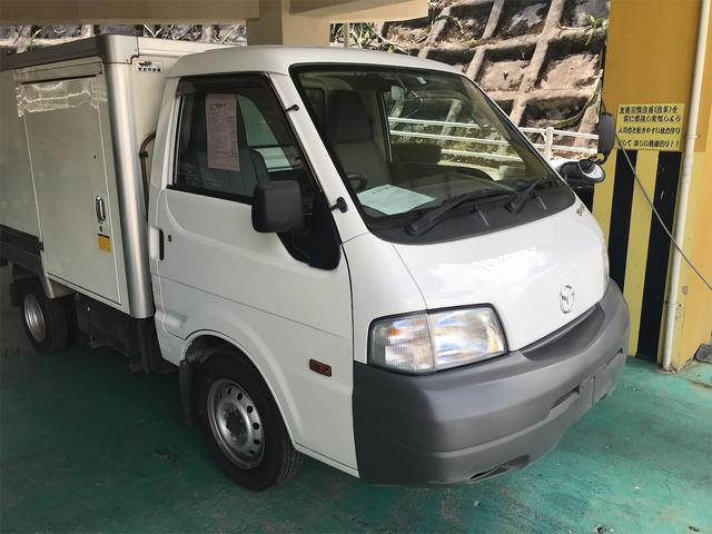 マツダ ボンゴトラック 冷凍車