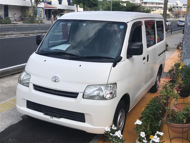 沖縄の中古車 トヨタ タウンエースバン 車両価格 75万円 リ済別 2014(平成26)年 10.3万km シロ
