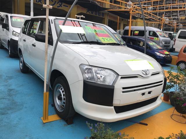トヨタ プロボックス 4WD ナビ 商用車 AC オーディオ付 5名乗り