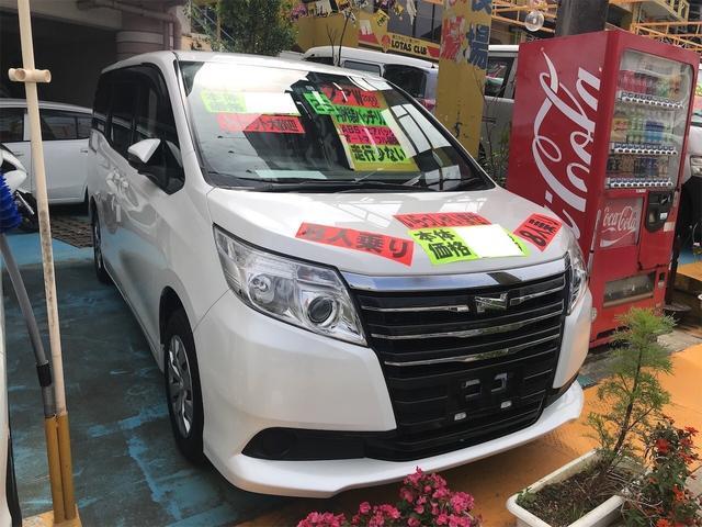 沖縄県の中古車ならノア X Vパッケージ スライドドア ミニバン 8名乗り AC