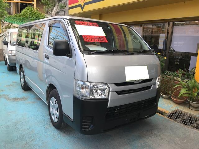 沖縄県浦添市の中古車ならレジアスエースバン  AC AT オーディオ付 ETC