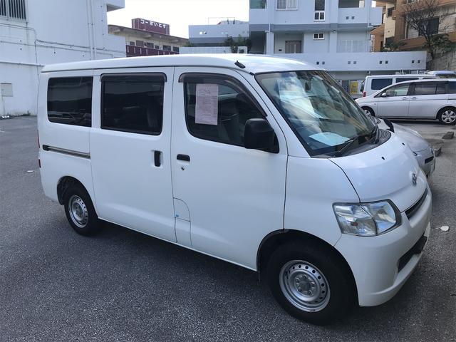 沖縄の中古車 トヨタ タウンエースバン 車両価格 79万円 リ済別 2015(平成27)年 10.3万km ホワイト