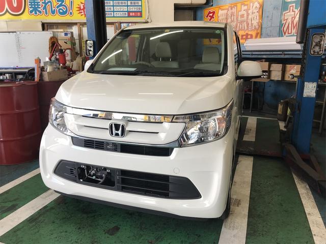 沖縄県浦添市の中古車ならN-WGN C オートエアコン キーレスエントリー ABS ETC ベンチシート