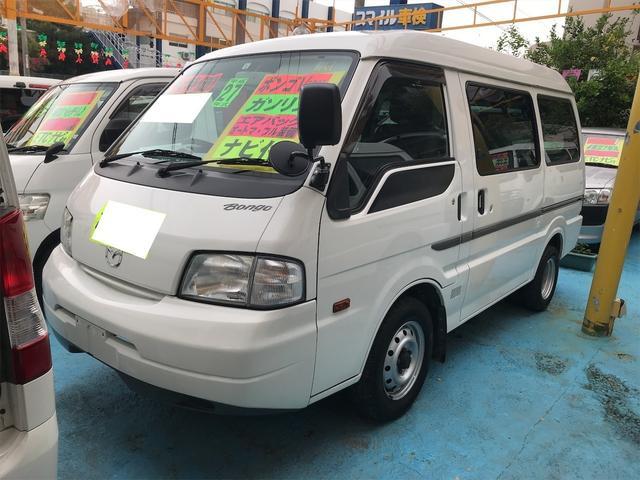 沖縄の中古車 マツダ ボンゴバン 車両価格 72万円 リ済別 2015(平成27)年 8.0万km シロ