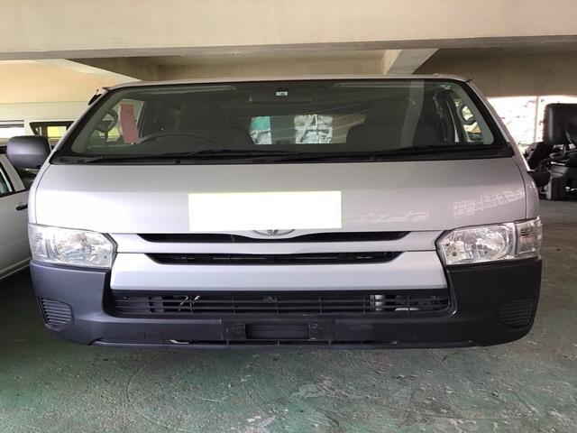 沖縄県浦添市の中古車ならハイエースバン ロングDX ミュージックプレイヤー接続可 MT