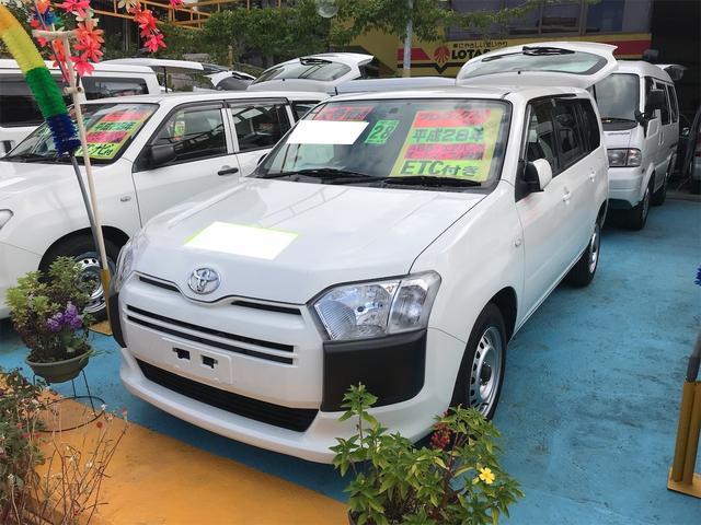 沖縄県の中古車ならプロボックス GL ETC 電動格納ミラー CVT ESC エアコン パワーステアリング