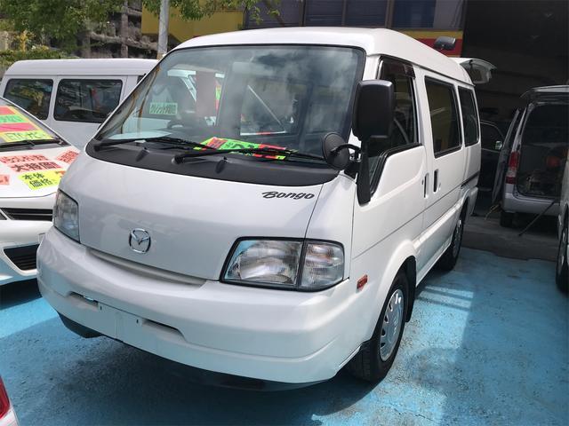 沖縄の中古車 マツダ ボンゴバン 車両価格 78万円 リ済込 2016(平成28)年 9.9万km ホワイト