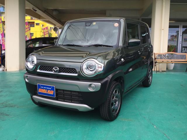 沖縄県の中古車ならフレアクロスオーバー XGレーダーブレーキ ナビTV