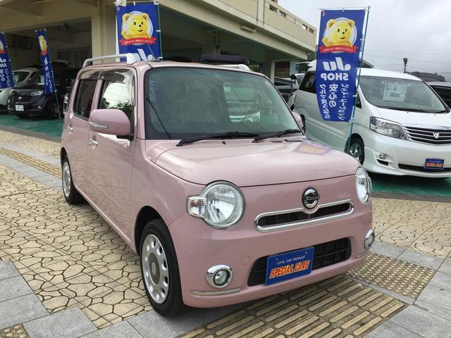 沖縄県の中古車ならミラココア ココアプラスX SDナビTV スマートキー