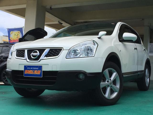 沖縄の中古車 日産 デュアリス 車両価格 69万円 リ済込 2011(平成23)年 8.6万km パール