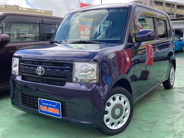 沖縄の中古車 トヨタ ピクシススペース 車両価格 54万円 リ済込 2014(平成26)年 9.5万km パープルM