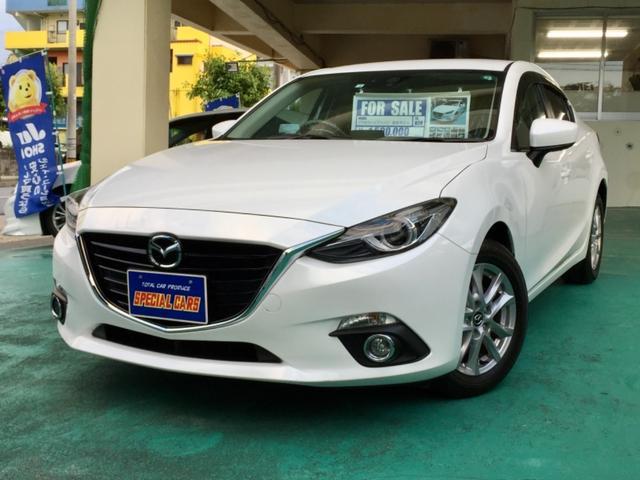 沖縄県の中古車ならアクセラハイブリッド ハイブリッド-S マツダコネクトナビ AFS BSM HIDライト  Bluetooth 衝突軽減ブレーキ