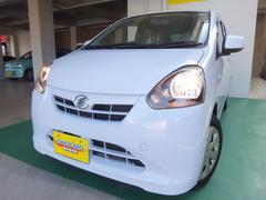 沖縄の中古車 ダイハツ ミライース 車両価格 54万円 リ済込 平成24年 7.0万K ブルー