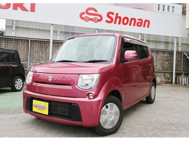 沖縄の中古車 スズキ MRワゴン 車両価格 54万円 リ済込 2011(平成23)年 7.4万km ピンクM