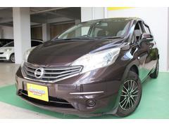 沖縄の中古車 日産 ノート 車両価格 64万円 リ済込 平成24年 6.7万K ワインM