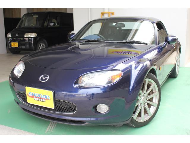 沖縄県の中古車ならロードスター RS RHT 電動ルーフ 6速マニュアル メモリーナビ