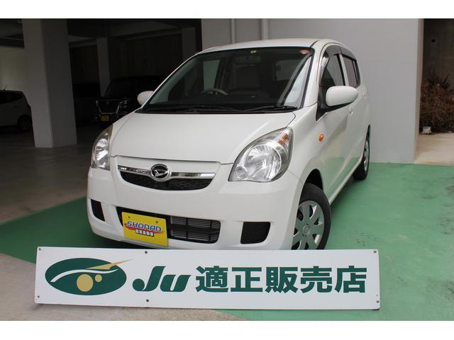 沖縄の中古車 ダイハツ ミラ 車両価格 44万円 リ済込 平成24年 6.7万km ホワイト