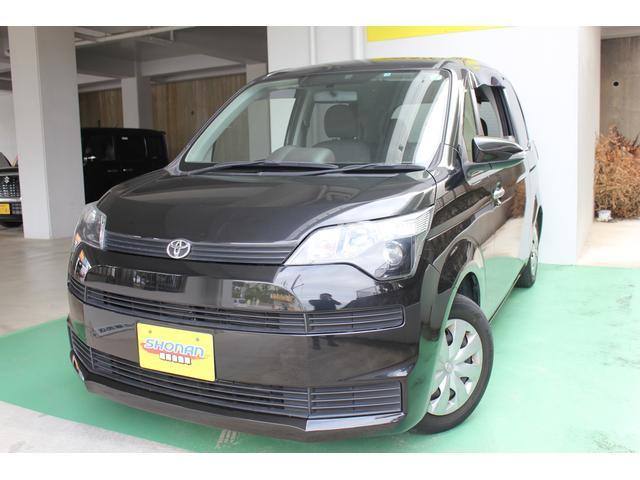 沖縄の中古車 トヨタ スペイド 車両価格 78万円 リ済込 平成25年 6.7万km DブラウンM