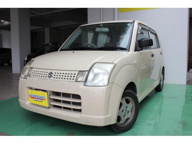 沖縄県の中古車ならアルト E 現状販売 車検2年付き CDオーディオ