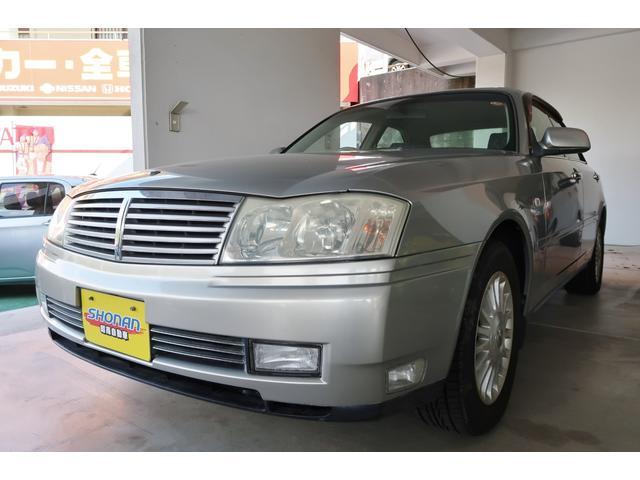 沖縄県の中古車ならセドリック 純正CDオーディオ ワンオーナー 禁煙車 現状販売
