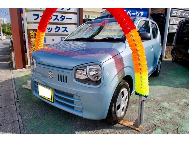 沖縄県の中古車ならアルト L 純正オーディオ ディーラー試乗車 メーカー保証付