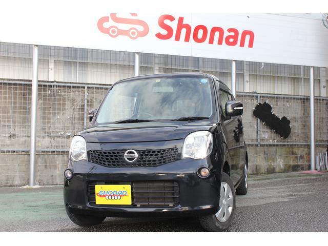 沖縄の中古車 日産 モコ 車両価格 64万円 リ済込 2013(平成25)年 7.0万km ブラックM