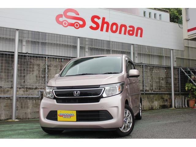沖縄の中古車 ホンダ N-WGN 車両価格 73万円 リ済込 2014(平成26)年 6.9万km ピンクM