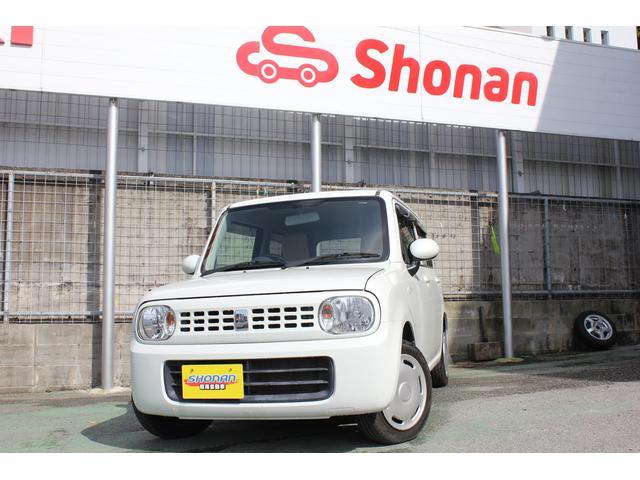 沖縄県の中古車ならアルトラパン G ワンオーナー 禁煙車 内外装程度良し 2年保証