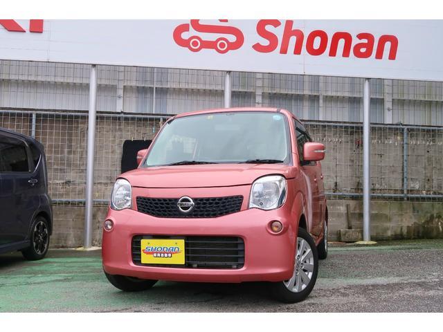 沖縄の中古車 日産 モコ 車両価格 59万円 リ済込 2013(平成25)年 6.3万km ピンクM