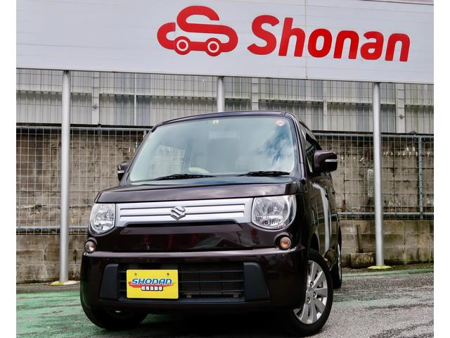 沖縄の中古車 スズキ MRワゴン 車両価格 70万円 リ済込 2015(平成27)年 6.8万km ブラウンM