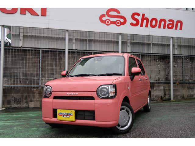 沖縄県の中古車ならミラトコット  展示車UP スマートキー コーナーセンサー SA-III 走行9km