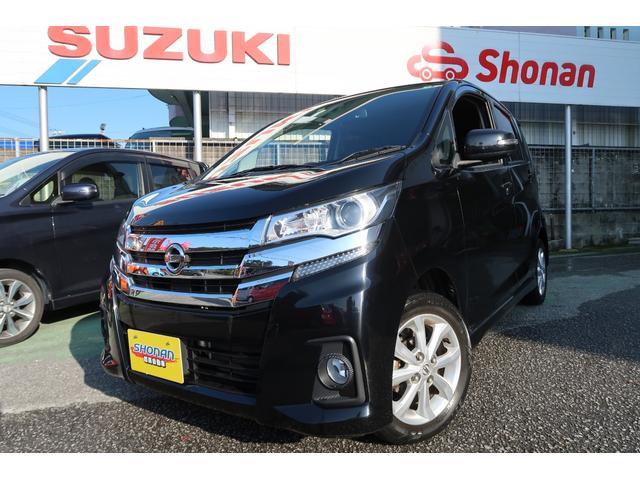沖縄の中古車 日産 デイズ 車両価格 76万円 リ済込 2016(平成28)年 6.6万km ブラックM