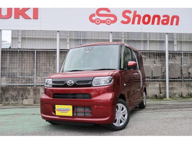 沖縄県の中古車ならタント Xセレクション 展示車UP コーナーセンサー パワースライド LEDライト メーカー保証付き