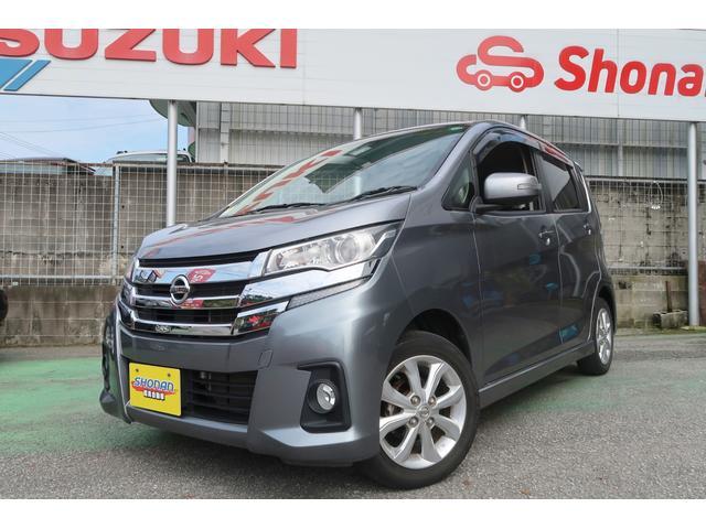 沖縄の中古車 日産 デイズ 車両価格 84万円 リ済込 2016(平成28)年 6.0万km グレーM