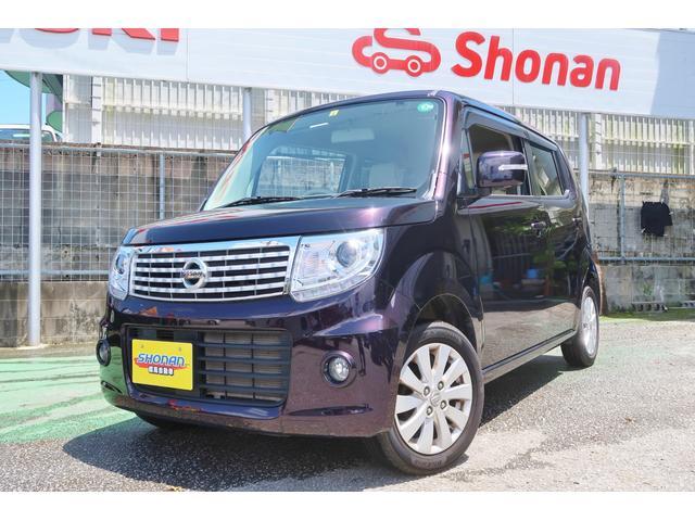 日産 ドルチェX 純正ナビ TV DVD バックカメラ Bluetooth レザーシート 走行5.4万km ワンオーナー車