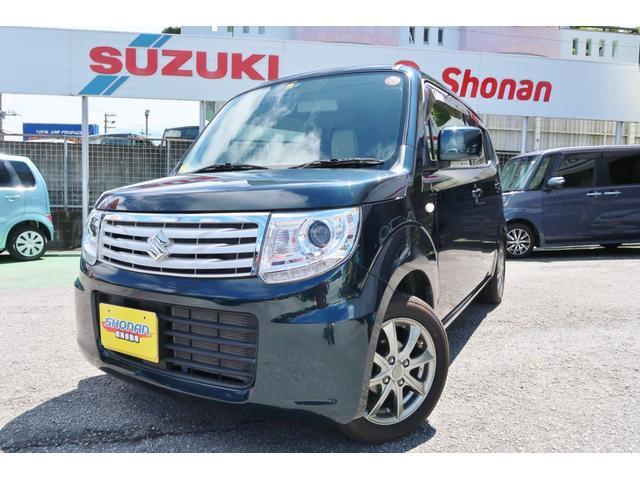 沖縄の中古車 スズキ MRワゴンWit 車両価格 73万円 リ済込 2014(平成26)年 6.3万km グリーンM