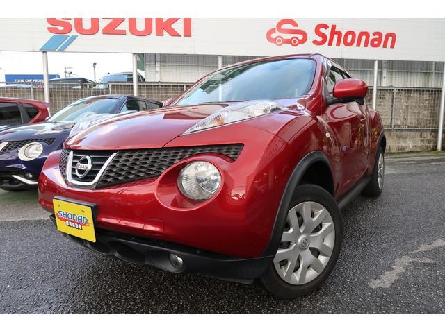 沖縄の中古車 日産 ジューク 車両価格 85万円 リ済込 2012(平成24)年 2.2万km レッドM