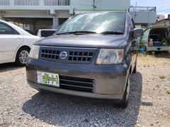 沖縄の中古車 日産 オッティ 車両価格 16万円 リ済込 平成17年 13.1万K グレーM