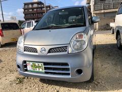 沖縄の中古車 日産 モコ 車両価格 18万円 リ済込 平成19年 7.1万K ブルーM