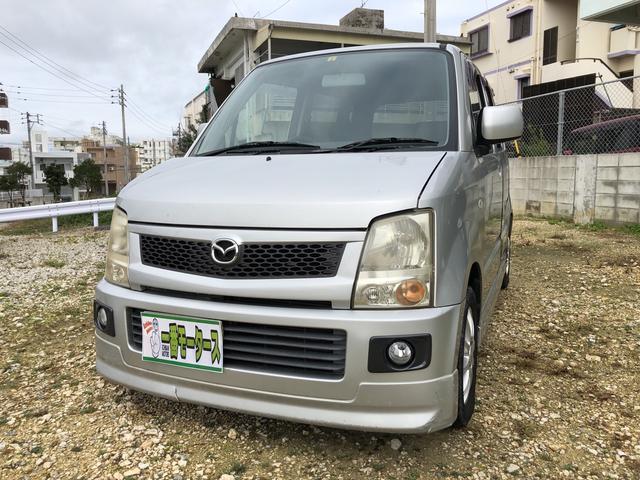 沖縄県の中古車ならAZワゴン FS