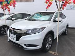 沖縄の中古車 ホンダ ヴェゼル 車両価格 232.8万円 リ済別 平成29年 0.8万K ホワイト