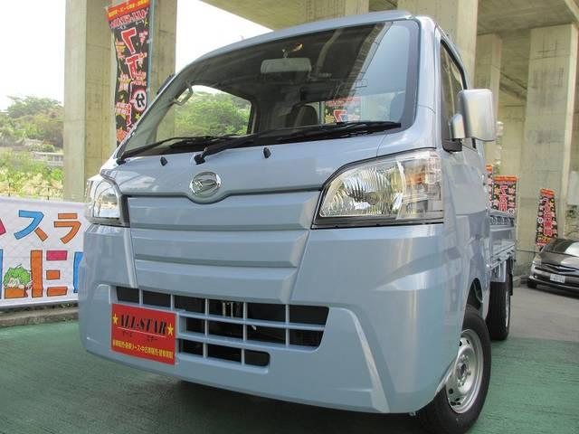 沖縄の中古車 ダイハツ ハイゼットトラック 車両価格 75.8万円 リ済別 新車  各色