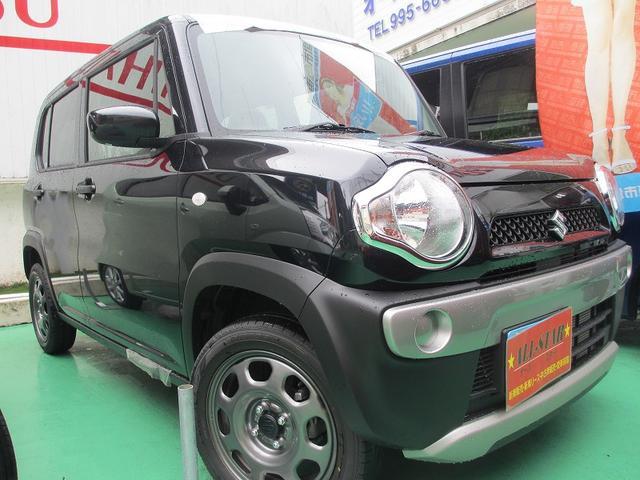 沖縄の中古車 スズキ ハスラー 車両価格 99.9万円 リ済別 新車  各色