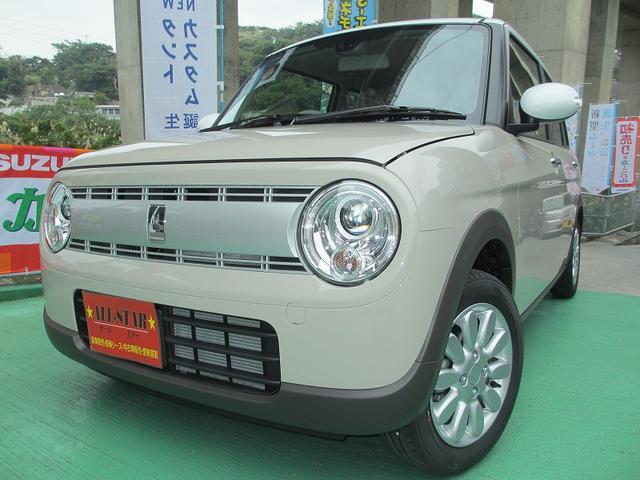 沖縄県の中古車ならアルトラパン X 14インチアルミホイール