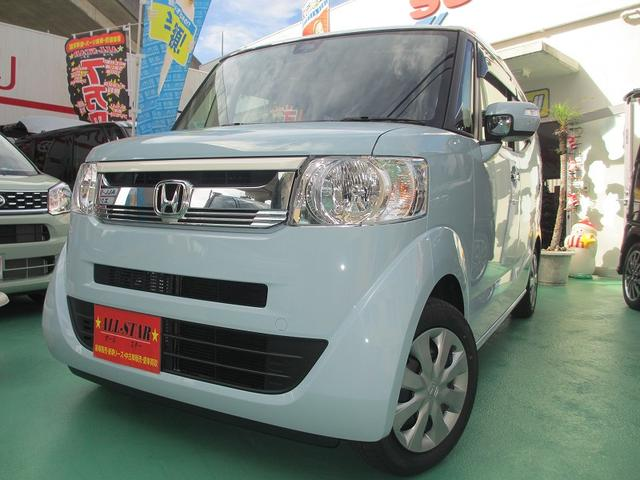 Photo of HONDA N-BOX SLASH G L PACKAGE / used HONDA