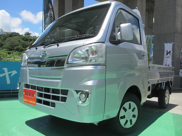 沖縄の中古車 ダイハツ ハイゼットトラック 車両価格 87.6万円 リ未 新車  各色