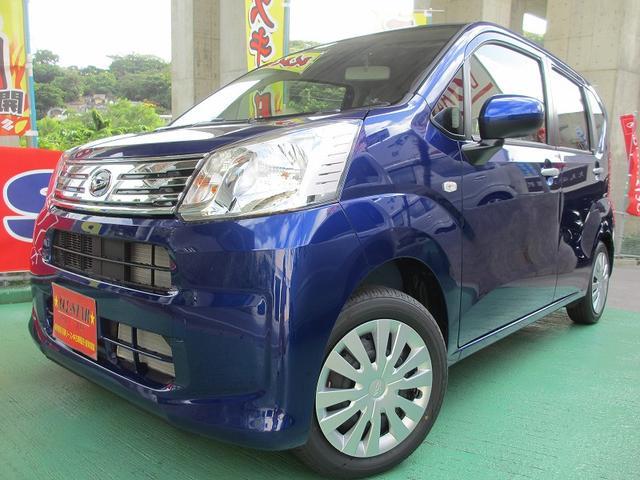 沖縄の中古車 ダイハツ ムーヴ 車両価格 111万円 リ未 新車  各色