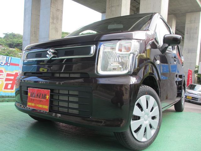 沖縄の中古車 スズキ ワゴンR 車両価格 99.8万円 リ未 新車  各色