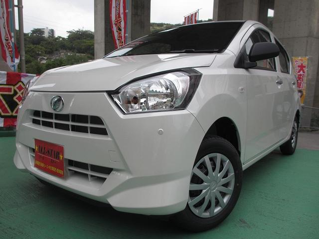 沖縄の中古車 ダイハツ ミライース 車両価格 89.7万円 リ未 新車  各色