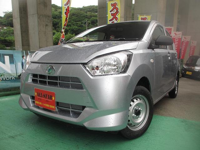 沖縄県の中古車ならミライース B